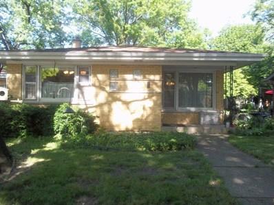 18841 Carson Drive, Homewood, IL 60430 - MLS#: 10001257