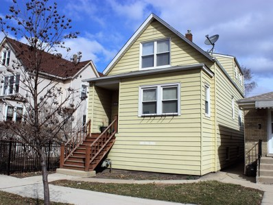 4826 W Berteau Avenue, Chicago, IL 60641 - MLS#: 10001266