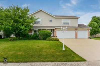 485 Charleston Drive, New Lenox, IL 60451 - MLS#: 10001284