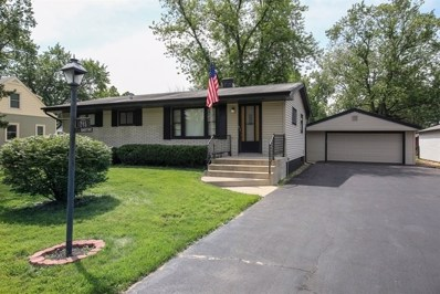 205 HOLLY Avenue, Darien, IL 60561 - MLS#: 10001323
