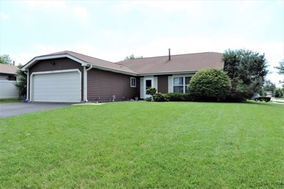 655 Forest Way, Bolingbrook, IL 60440 - MLS#: 10001467
