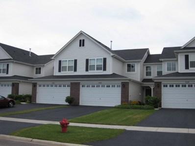 522 Majestic Lane UNIT 24-522, Oswego, IL 60543 - MLS#: 10001544