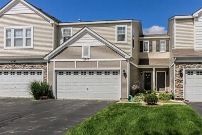 6547 Marble Lane, Carpentersville, IL 60110 - #: 10001611