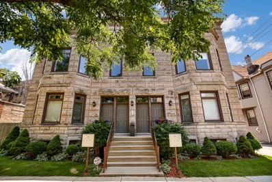 1715 W Leland Avenue UNIT 2, Chicago, IL 60640 - MLS#: 10001841