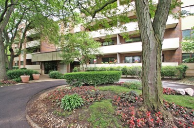 9244 Gross Point Road UNIT A305, Skokie, IL 60077 - MLS#: 10001870