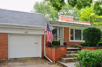 117 N Peartree Lane, Arlington Heights, IL 60004 - MLS#: 10001921