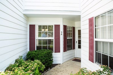 3 Hoover Court UNIT A, Streamwood, IL 60107 - #: 10001954