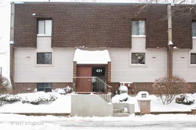 421 Elm Street UNIT 6J, Deerfield, IL 60015 - #: 10002223