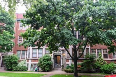 309 Kedzie Street UNIT 1, Evanston, IL 60202 - MLS#: 10002303
