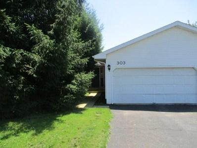 303 Ne Rochester Road, Poplar Grove, IL 61065 - MLS#: 10002475