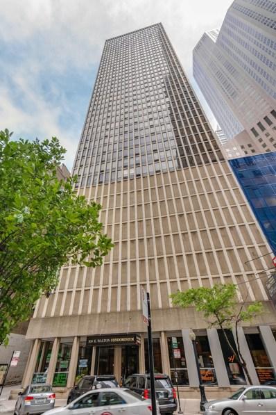 100 E Walton Street UNIT 16H, Chicago, IL 60611 - #: 10002537