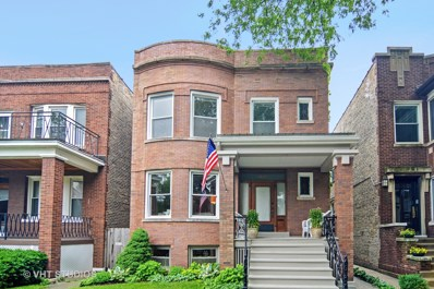 4833 N Claremont Avenue, Chicago, IL 60625 - MLS#: 10002625