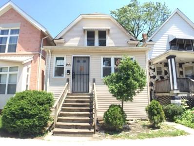 941 N Lockwood Avenue, Chicago, IL 60651 - MLS#: 10002693