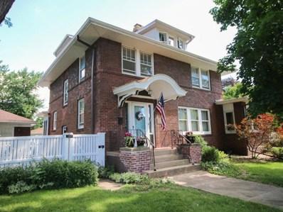 124 E Van Buren Street, Ottawa, IL 61350 - MLS#: 10002810
