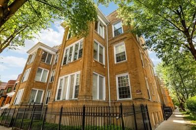 2459 W eastwood Avenue UNIT 3, Chicago, IL 60625 - MLS#: 10002824