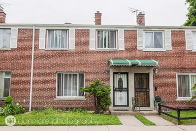 1771 W Thome Avenue, Chicago, IL 60660 - #: 10002859