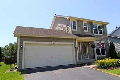 14245 S Monticello Circle, Plainfield, IL 60544 - MLS#: 10002877