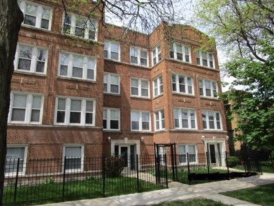 4908 N Springfield Avenue UNIT G, Chicago, IL 60625 - MLS#: 10003187