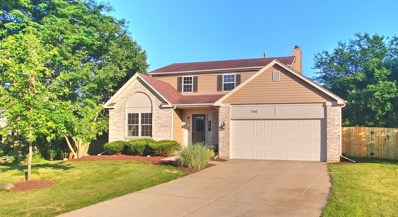 246 Dover Court, Sugar Grove, IL 60554 - MLS#: 10003224