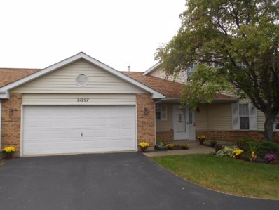 21207 SILKTREE Circle UNIT NA, Plainfield, IL 60544 - MLS#: 10003392