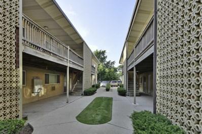 1744 E Oakton Street UNIT 206, Des Plaines, IL 60018 - MLS#: 10003558