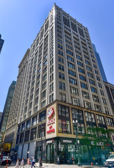 8 W Monroe Street UNIT 503, Chicago, IL 60603 - MLS#: 10003799