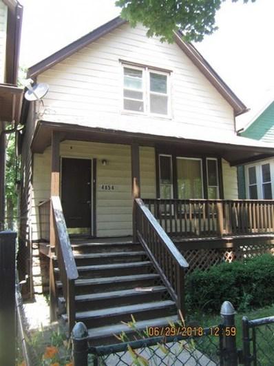 4854 W Ferdinand Street, Chicago, IL 60644 - MLS#: 10004134