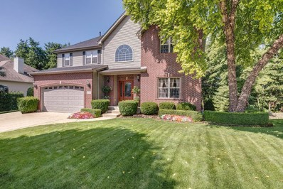 255 Willowwood Drive, Oswego, IL 60543 - MLS#: 10004141