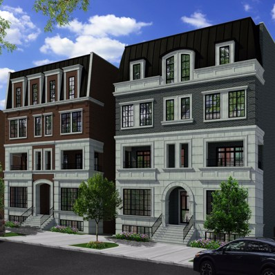 2016 N Howe Street UNIT 3S, Chicago, IL 60614 - MLS#: 10004187