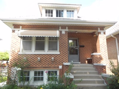 4726 S Avers Avenue, Chicago, IL 60632 - MLS#: 10004199