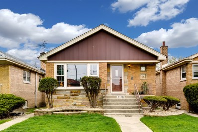 8128 S Francisco Avenue, Chicago, IL 60652 - MLS#: 10004260
