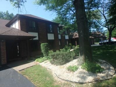 3211 184th Street UNIT 1A, Homewood, IL 60430 - MLS#: 10004375