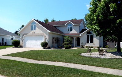 1231 Vantage Lane, Bourbonnais, IL 60914 - MLS#: 10004423