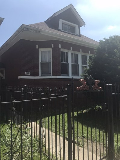8337 S Kerfoot Avenue, Chicago, IL 60620 - MLS#: 10004650