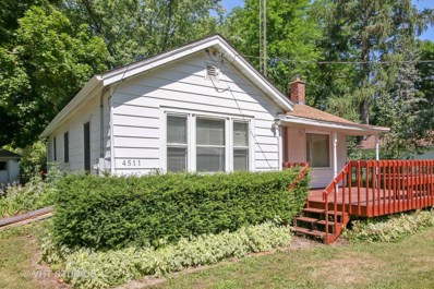4511 Lathrop Drive, Woodstock, IL 60098 - #: 10004736