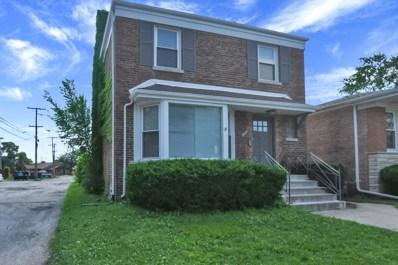 14411 S Eggleston Avenue, Riverdale, IL 60827 - MLS#: 10005017