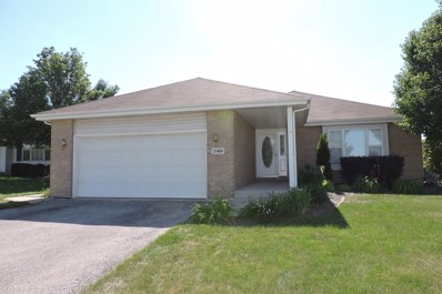 25804 S Hoover Court, Monee, IL 60449 - MLS#: 10005252