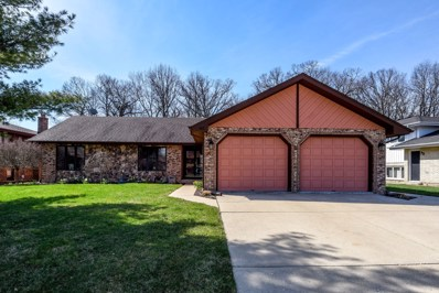 342 Woodlane Court, Wood Dale, IL 60191 - MLS#: 10005366