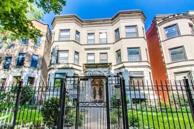 4731 N Kenmore Avenue UNIT 3, Chicago, IL 60640 - MLS#: 10005616