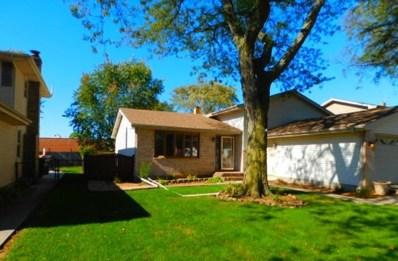 856 Boone Drive, Carol Stream, IL 60188 - MLS#: 10005757