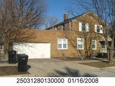 34 E 91st Street, Chicago, IL 60619 - MLS#: 10005786