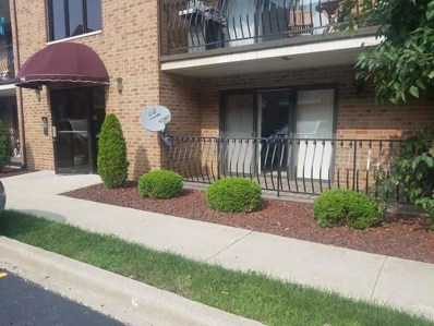 7114 W 108th Street UNIT 301, Worth, IL 60482 - MLS#: 10006016