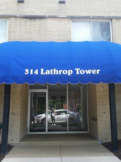 314 Lathrop Avenue UNIT 205, Forest Park, IL 60130 - #: 10006019