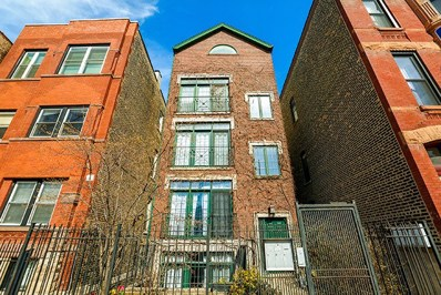 819 N Damen Avenue UNIT 2, Chicago, IL 60622 - MLS#: 10006030