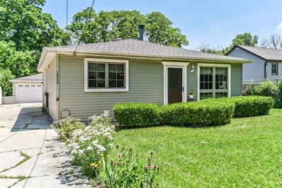 16023 Lavergne Avenue, Oak Forest, IL 60452 - MLS#: 10006031