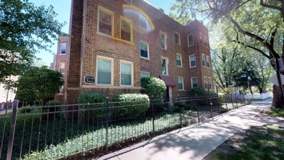 1849 W Greenleaf Avenue UNIT 3S, Chicago, IL 60626 - MLS#: 10006080