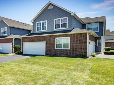 1514 Stoneridge Circle, Yorkville, IL 60560 - MLS#: 10006284