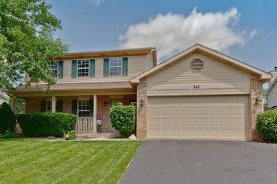 342 Wooded Knoll Drive, Cary, IL 60013 - MLS#: 10006330