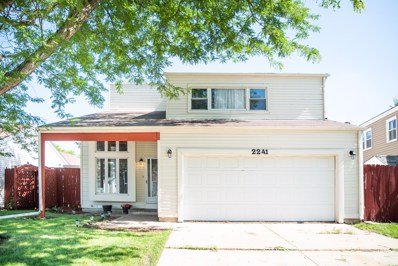 2241 BLUEBELL Court, Aurora, IL 60506 - MLS#: 10006389