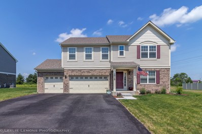 1729 Glenbrooke Lane, New Lenox, IL 60451 - MLS#: 10006563